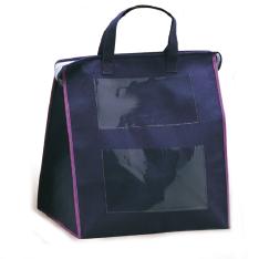 とりまとめバッグ紫