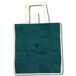 折りたたみバッグ緑