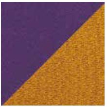 紫オレンジ